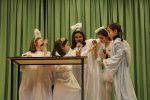 Actuación del grupo de teatro