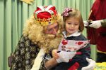 Visita Reyes Magos 1º infantil