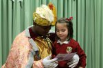 Visita Reyes Magos 2º infantil