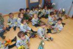 Ofrenda a la Virgen alumnos de 2 años