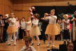 Actuación de 4º de primaria